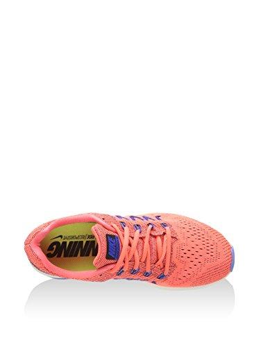 Nike Wmns Air Zoom Vomero 10, Scarpe da Corsa Donna Arancione (Naranja (Hyper Orange / Sail-Black-Rcr Bl))