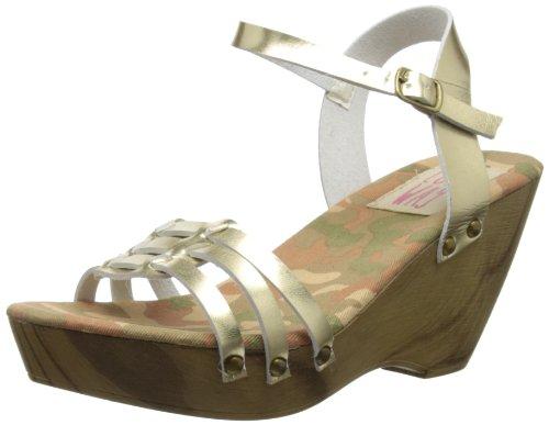 Coolway Figura, Mädchen Stiefel & Stiefeletten  , Gold - gold - Größe: 40 2/3 EU