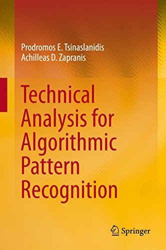 Technical Analysis for Algorithmic Pattern Recognition (English Edition)