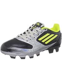 adidas Scarpe da Calcio Predator Absolado TRX AG J, Unisex Bambino, black1/warni, 33