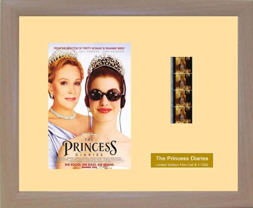 Princess Diaries (The) - Film Zelle mit einzelnen Filmstreifen (Princess Diaries Film)