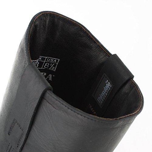 Sendra Boots12397 - Stivali da Motociclista Uomo Nero (Nero)