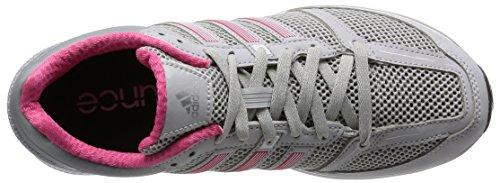 adidas Mana RC Bounce W, Chaussures de Running Entrainement Femme gris - Gris (Grpulg / Ftwbla / Rosbah)