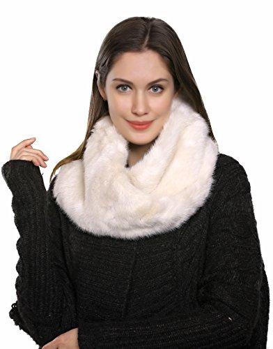 trova fattura ufficiale acquista l'originale Favolosa sciarpa infinita scaldacollo Adelaqueen per donna ...
