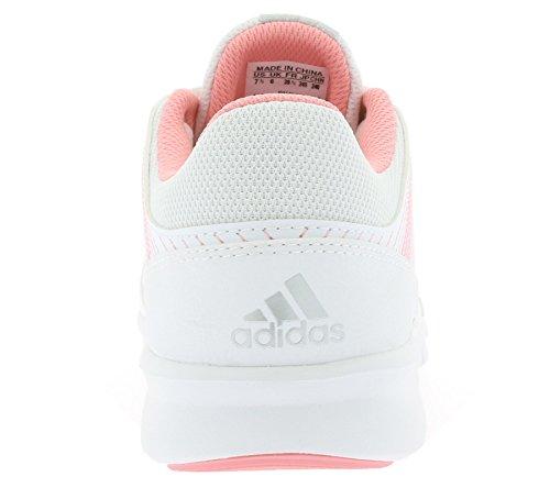 adidas Niraya, Scarpe da ginnastica Donna Multicolore (Blanco / Plata / Rosa)