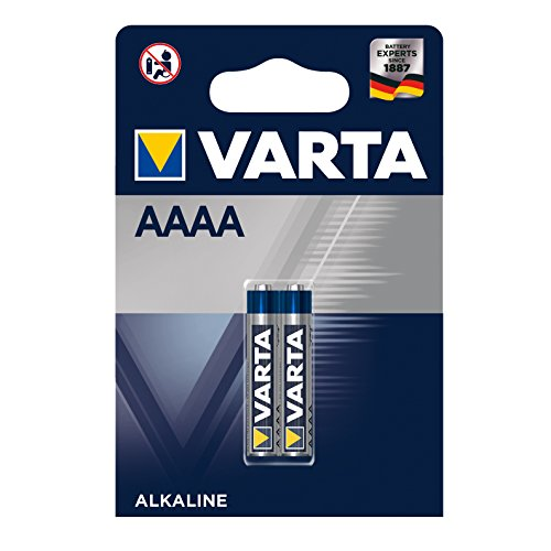 VARTA Electronics AAAA 2er Bli (Euro-flat Sheet)