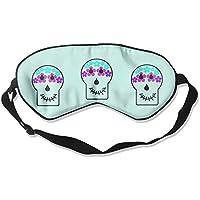 Comfortable Sleep Eyes Masks Halloween Colors Pattern Sleeping Mask For Travelling, Night Noon Nap, Mediation... preisvergleich bei billige-tabletten.eu