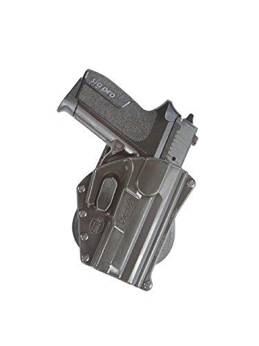 Holster Sig Für 2022 (Fobus neu verdeckte Trage Sicherungs-Pistolenhalfter Halfter Holster für Sig Sauer Sig Pro SP 2009 / 2022 (ohne Schiene) / CZ 99 Zastava Pistole)