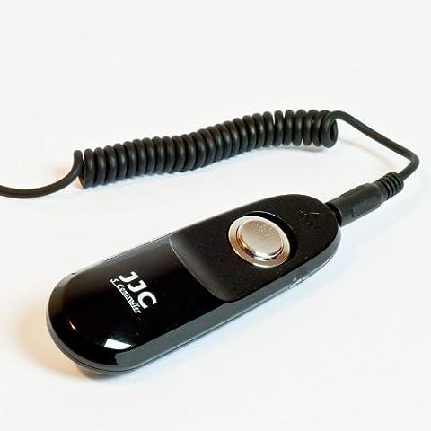 Cable de disparador remoto para Nikon D3, D300, D300s, D3s, D3X, D4, D700, D800