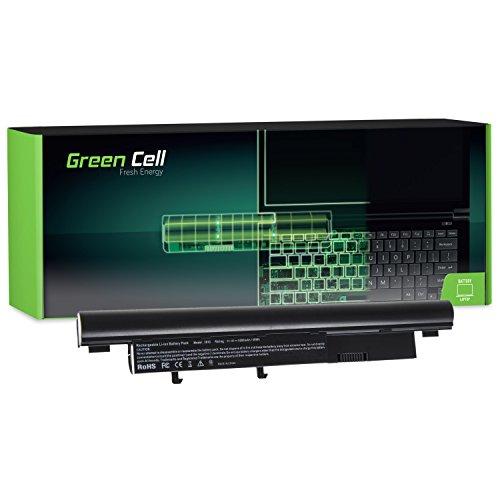 Green Cell Standard Serie AS09D31 AS09D56 AS09D70 Laptop Akku für Acer Aspire 3810T 4810T 5810T 5810TG 5810TZ (6 Zellen 4400mAh 11.1V Schwarz)