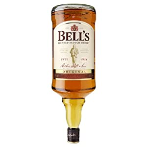 Bell's Blended Scotch Whisky 1.5 Litre - Pack of 6 by Arthur Bell & Sons