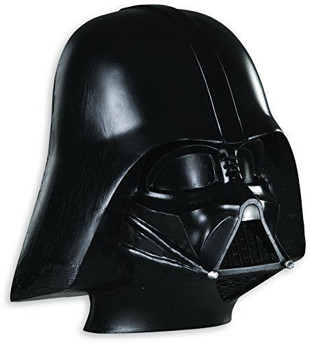 Rubies 33446 - Darth Vader 1/2 (Maske Vader Darth Wars Star)