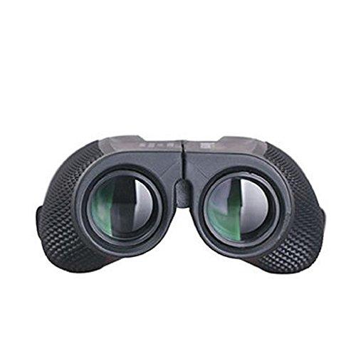 Bobury Visore Notturno 10X25 HD all-Optical Green Film Binocolo Telescopio per Il Turismo Binocolo