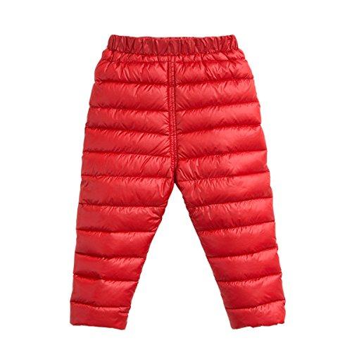Marc janie Baby Boys Girls Kids' Outerwear Ultra Light Down Compact Pants
