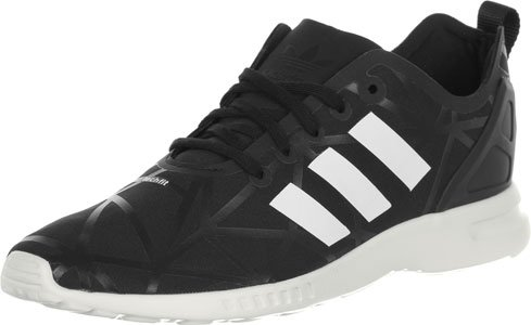 adidas Zx Flux Smooth Damen Sneaker Schwarz (Cblack/Cblack/Cwhite)