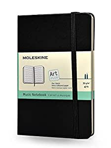 Pocket Moleskine Music Notebook