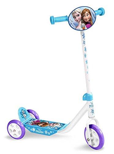 Disney Kinder Scooter Tretroller Roller Kinderroller Dreirad Frozen die Eiskönigin Stamp