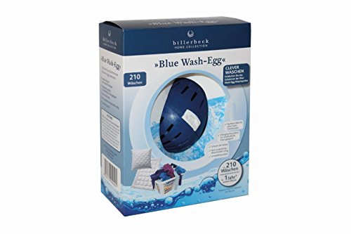 Preisvergleich Produktbild billerbeck Eco Blue Wash-Egg Wäsche-Ei umweltfreundlich