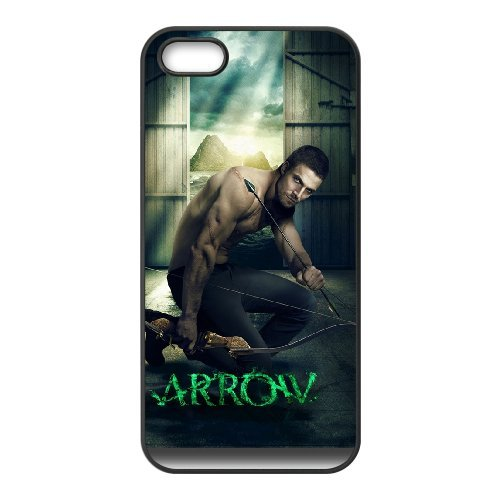 LP-LG Phone Case Of Green Arrow For iPhone 5,5S [Pattern-6] Pattern-2