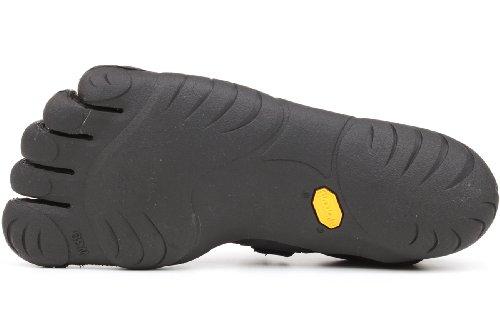 Vibram FiveFingers KSO, Chaussures tonifiantes femme Black