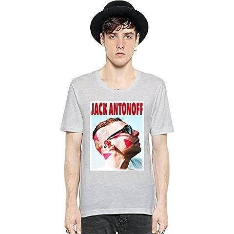 Jack Antonoff Portrait Manica corta da uomo T-shirt Men Short