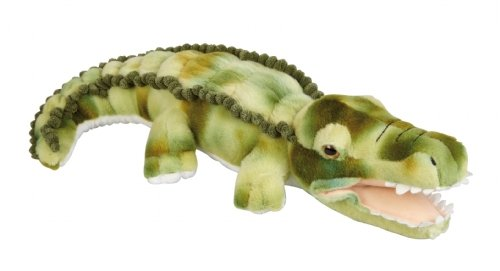 Plush Soft Toy Crocodile by Ravensden. 54cm. FR025