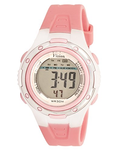 Vizion 8558096-3  Digital Watch For Kids