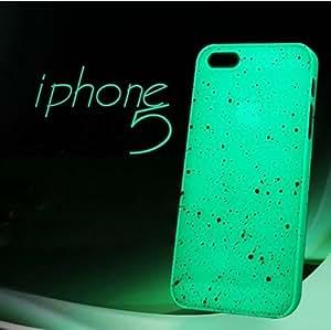coque iphone 5 ou 5s phosphorescente ou fluorescente coque iphone 5 originale qui brille dans. Black Bedroom Furniture Sets. Home Design Ideas