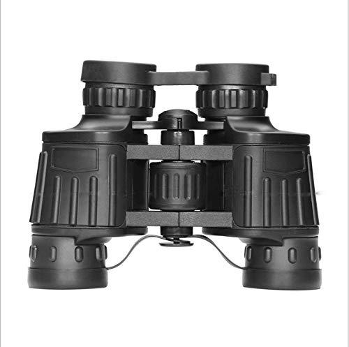 Télescope Jumelles HD 8x40 Fort grossissement Vision nocturne à faible niveau de lumière Vision nocturne non infrarouge Bak4 Pêche, observation des oiseaux, observation des étoiles, concerts, alpinisme, cyclisme, camping, visites touristiques