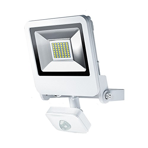 Osram LED Endura Flood Sensor Fluter, für Außenanwendungen, integrierter Bewegungssensor,...