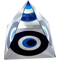buycrafty Vastu Feng Shui Kristall Evil Eye Pyramide für positive Energie und Vastu Korrektur preisvergleich bei billige-tabletten.eu