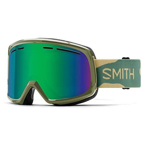 Smith Erwachsene Range Skibrille, Camo, M