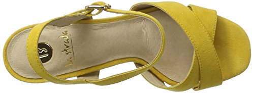 La Strada Damen 906603 Pumps Gelb (Yellow)