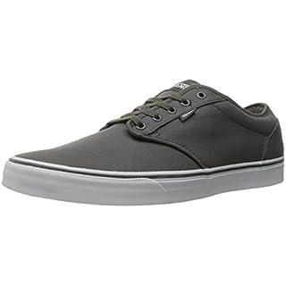 Vans Atwood Herren Sneakers, Grau (Pewter 4WV), Gr. 42 EU / 8 UK