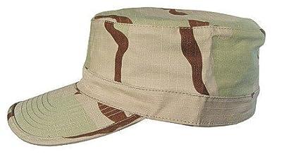 Army Cap BDU Cap Sommer Rip Stop Desert von CN Outdoor bei Outdoor Shop