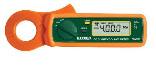 Extech 400A DC Mini Clamp Meter DC400