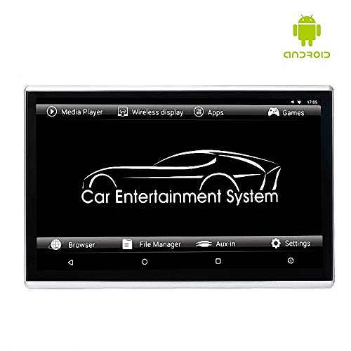 LWTOP Car Headrest Monitor Rear Seat Entertainment System Display, 11.6 Zoll Externe Android IPS Multi Touch-Screen Portable Player Rear-seat-dvd-player
