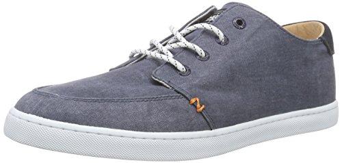 Hub Boss C06, Herren Sneaker, Blau (navy/wht 004), 46 EU