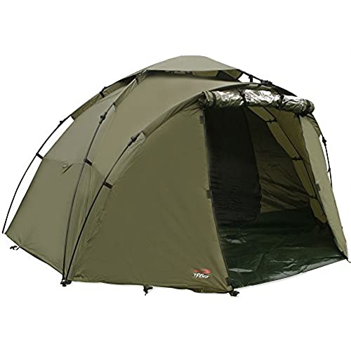 TF Gear Force 8 1 Man Quick Erect Carp Fishing Bivvy  sc 1 st  Amazon UK & Quick Erect Tents: Amazon.co.uk