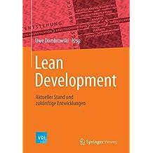 Lean Development: Aktueller Stand und zukünftige Entwicklungen (VDI-Buch)