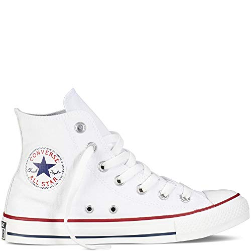 Converse Chuck Taylor All Star HI Schuhe optical white - 43