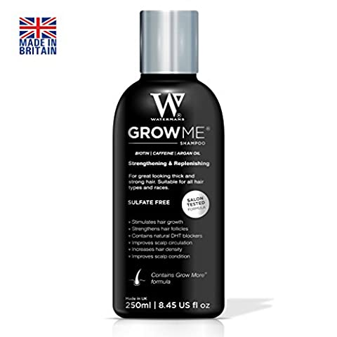 Meilleur croissance des cheveux shampooing sans sulfate, la Caféine, la