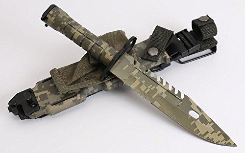 REGULUS KNIFE US-Militärregierung eingerichtete Typ M9 Bajonett Kampfmesser 2432...