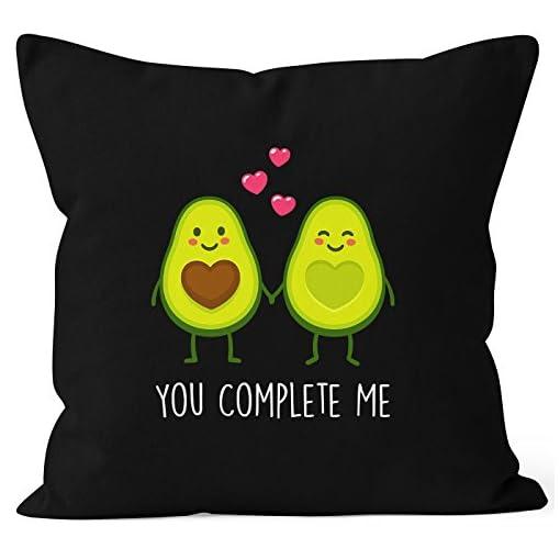 Federe Per Cuscini San Valentino.Federa Per Cuscino Avocado You Complete Me Cuscino Cuscino