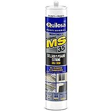 Quilosa Sintex MS-35 - Sellador-adhesivo de polímero, color blanco
