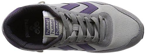 hummel REFLEX Unisex-Erwachsene Sneakers Grau (Dove 1018)