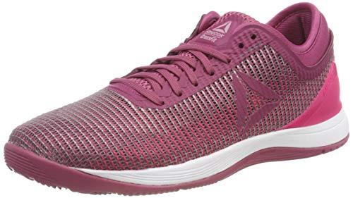 Reebok r crossfit nano 8.0, scarpe da fitness donna, viola berry/twisted pink/wht/infused lilac, 38 eu