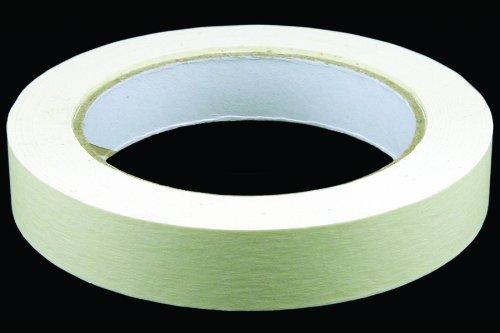 Cpvc-material (MASTER Maler Kreppband - 18 mm - 50 m - 60° - Malerkrepp Klebeband - Flachkreppband - Flachkrepp Abdeckband - Abklebeband)
