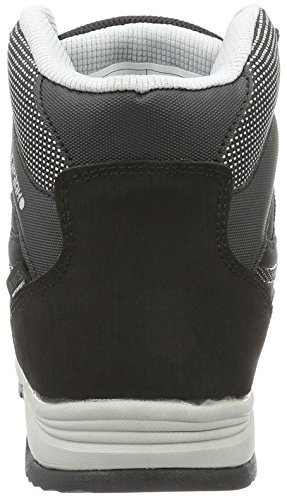 Ice Peak Wright, Baskets Basses Femme Noir - Schwarz (990 Black)