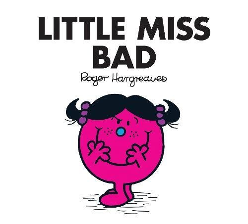 Little Miss Bad (Little Miss Classic Library)
